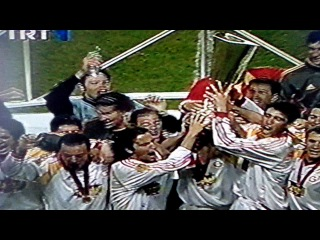 Galatasaray 2000-ci ilin UEFA cempionu...