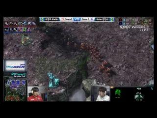 Корея 2 0 Шоуматчи Пролиги TvP TvZ Part 1