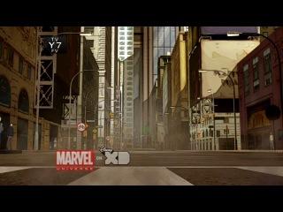 Совершенный Человек-Паук / Ultimate Spider-man / RUS / 1 сезон / 25-26 серия