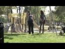 Съемки фильма «Соседи на тропе войны» Neighbors