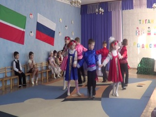 Русский танец д/с №402