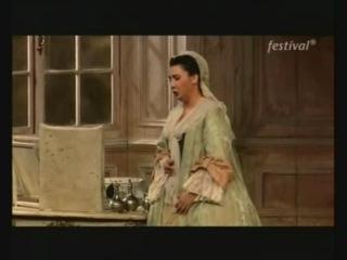CHERYL STUDER & MARIE McLAUGHLIN Le nozze di Figaro - Figaros Hochzeit - Porgi Amor + Sull' aria