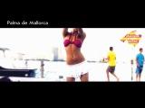 Palma de Mallorka pati на пляже
