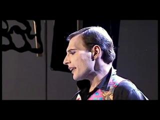 Последние кадры в жизни Freddie Mercury