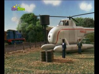 Томас и его друзья: Гарольд и летающая лошадь. 7 сезон 20 серия