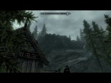 TES 5 - Skyrim [Путь на поляну предков] 145 часть. Dawnguard [Джек Шепард]
