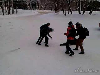 Страх города Краснокамск.