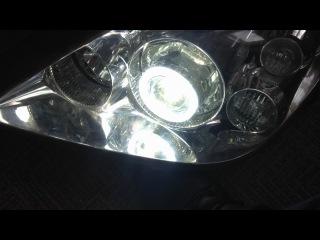 Линзованная Фара Nissan Primera P12