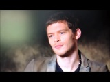The Originals Cast(Joseph Morgan): On Playing The Bad Guys and Bigger Fish To Fry. [videos]