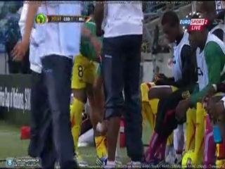 Кубок Африканский Наций 2013 / Группа B / 2-й тур /  ДР Конго - Мали / Eurosport2