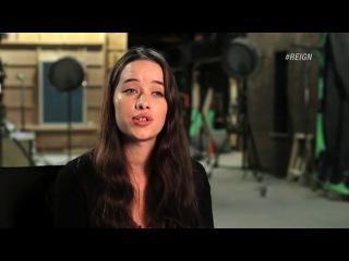 Интервью Анны Попплуэлл и Кэйтлин Стэйси для канадского канала M3.