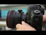 Что такое tilt-shift объектив_ (Canon TS-E 17mm F4 L)