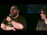 Edgar Wright, Nick Frost and Simon Pegg: on pranking Martin Freeman