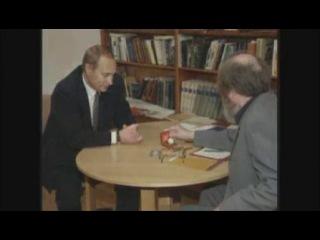 Солженицын и Путин