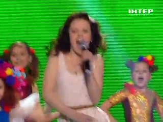София Стеценко и Анна Кошмал - Цветочек (2012)