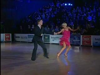 Peter Kristina Stokkebroe Swing Show