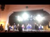 Учитель. репетиция. Э. Калашникова и Барби- Коктейль
