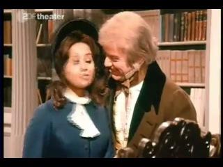 Доницетти - Дон Паскуале / Donizetti - Don Pasquale (Grist, Alva, Czerwenka, Prey. Фильм 1972г. на немецком языке)