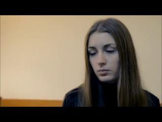 Кастинг русской девушки для эротического фильма. Финал не для слабонервных