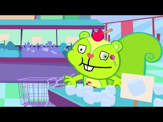 Happy Tree Friends - Chew Said A Mouthful (Part 1)