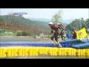 [ENG. SUB] 130929 Minwoo Sanghun @ Let's Go! Dream Team II : Obstacle Race on Water