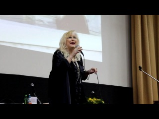 Ирина Мирошниченко - Коренная москвичка