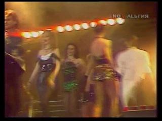 Балет Рецитал Ночное рандеву 1989г.