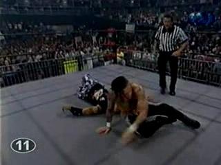 WCW NITRO 12.07.1999 - Титаны Рестлинга на канале ТНТ / Николай Фоменко