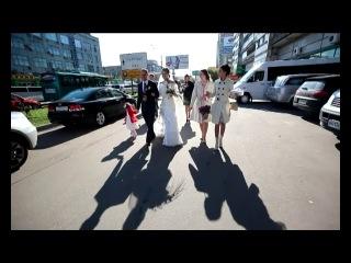 Видео Капоейра свадьба - Михаил Овчинников [Mihalis]