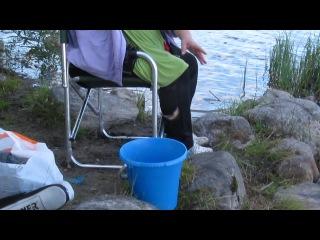 26 июля 2013 На рыбалке. Кольский полуостров.