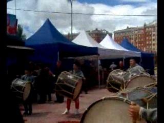 Fiesta del mariscos))))