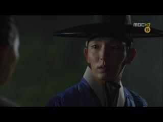 Аран и магистрат / Arang and the Magistrate / 아랑사또전_10 серия_ (Озвучка)