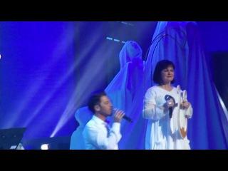 Les Enfoires 2013 -Сборная песня (Laurent Voulzy - Jeanne)