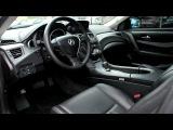 Автомобиль Acura ZDX (Акура ЗДХ). Видео тест-драйв