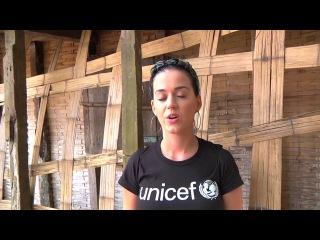Кэти Перри - посол доброй воли ЮНИСЕФ в Мадагаскаре [Часть 3]