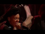 Janelle Monáe - Little Wing (Cover Jimi Hendrix) @ Late Night With Jimmy Fallon