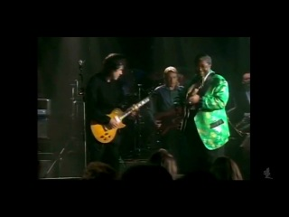 BB King & Gary Moore «The Thrill Is Gone» (Live 1992)