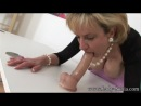 Lady Sonia - Wank Encouragement (mature, MILF, BBW, мамки - порно со зрелыми женщинами)