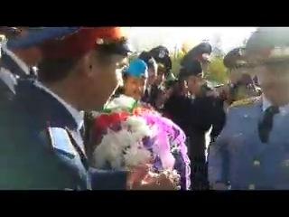 Предложение руки и сердце Нуркен и Асема.г.Костанай Академия МВД РК!!!