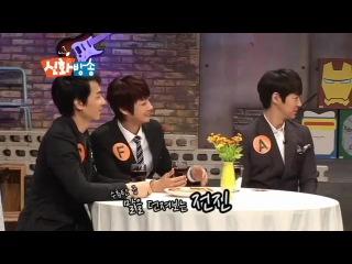 [RAW] Shinhwa Broadcst ep44 Making 3