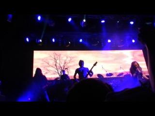 Эпидемия - Всадник из льда (Live), Екатеринбург 21.11.2013