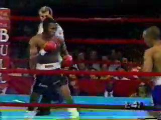 1988-07-31 James McGirt vs Howard Davis jr (IBF light welterweight title)