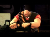 Team Fortress 2: Meet The Heavy / Знакомьтесь, Пулеметчик