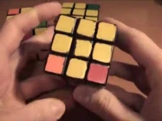 Как собрать кубик рубика 3х3х3 часть 2