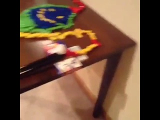 Mini rube goldberg
