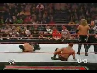 (WWEWM) WWE Monday Night RAW 27.11.2006 - Rated-RKO vs. Team Extreme (World Tag Team Title Match)