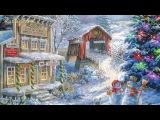 A Winter's Tale - Зимняя сказка Slideshow HD 720p (Music Yann Tiersen - Waltz Amelie)