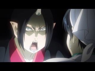 Hoozuki no Reitetsu / Хладнокровный Ходзуки - 3 серия | Metacarmex & Silv [AniLibria.Tv]