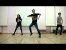 было круто)) танец бомба))