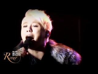 Xia - 그런가봐요 [2012 BALLAD MUSICAL CONCERT WITH ORCHESTRA]